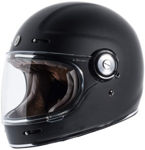 TORC - T115:24 T1 Unisex-Adult Retro Full-face-Helmet-Style Motorcycle