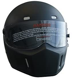 CRG Sports ATV Motocross Motorcycle Scooter Full-Face Fiberglass Helmet