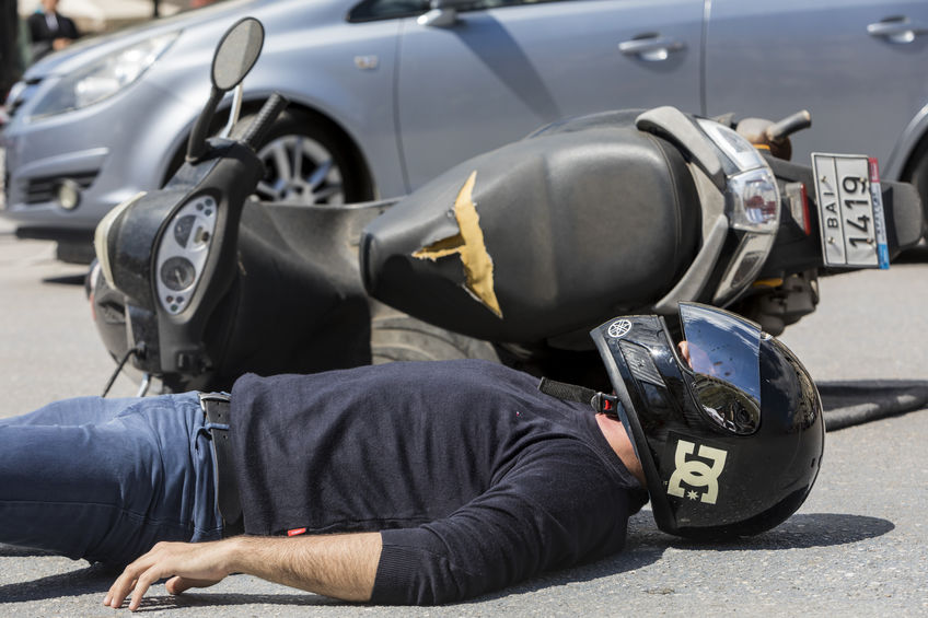 How Effective Are Motorcycle Helmets For Preventing Motorcycle Accident Deaths