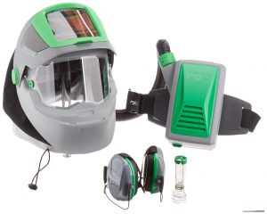 RPB Safety-15-018-11-FR Z4 Welding Respirator with PAPR
