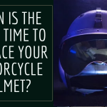 Replace A Motorcycle Helmet
