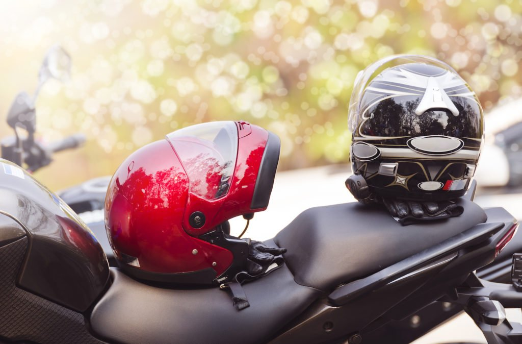a guide to accident prevention on motorcycles